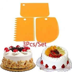 Other - 3 pc icing scraper